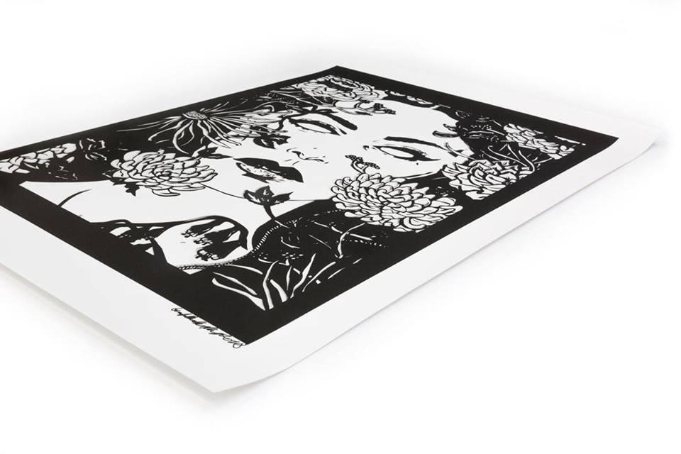 Saatchi Gallery - Benjamin Murphy Print
