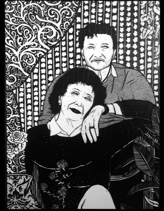 Baron And Lady Hollick