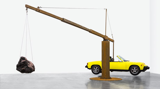 Chris Burden – Measured