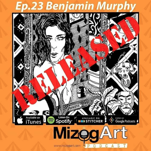 Mizog Art Podcast